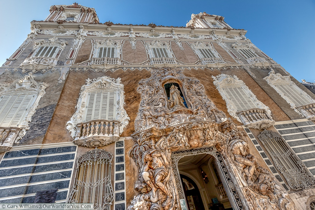 González Martí National Museum of Ceramics and Decorative Arts, Valencia, Spain