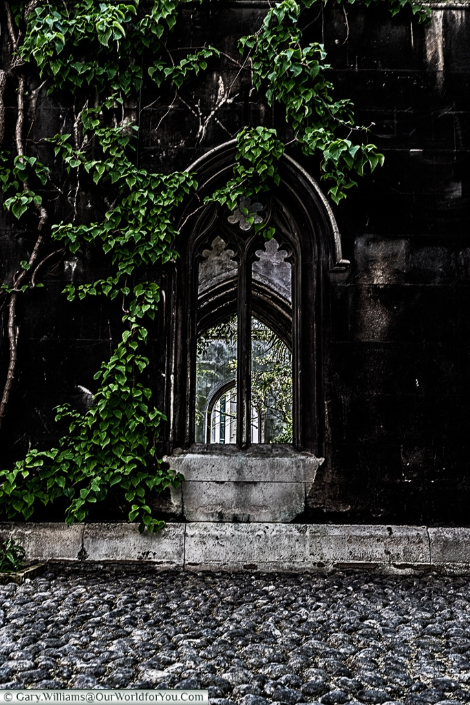 St Dunstan's in the East, City of London, London, UK