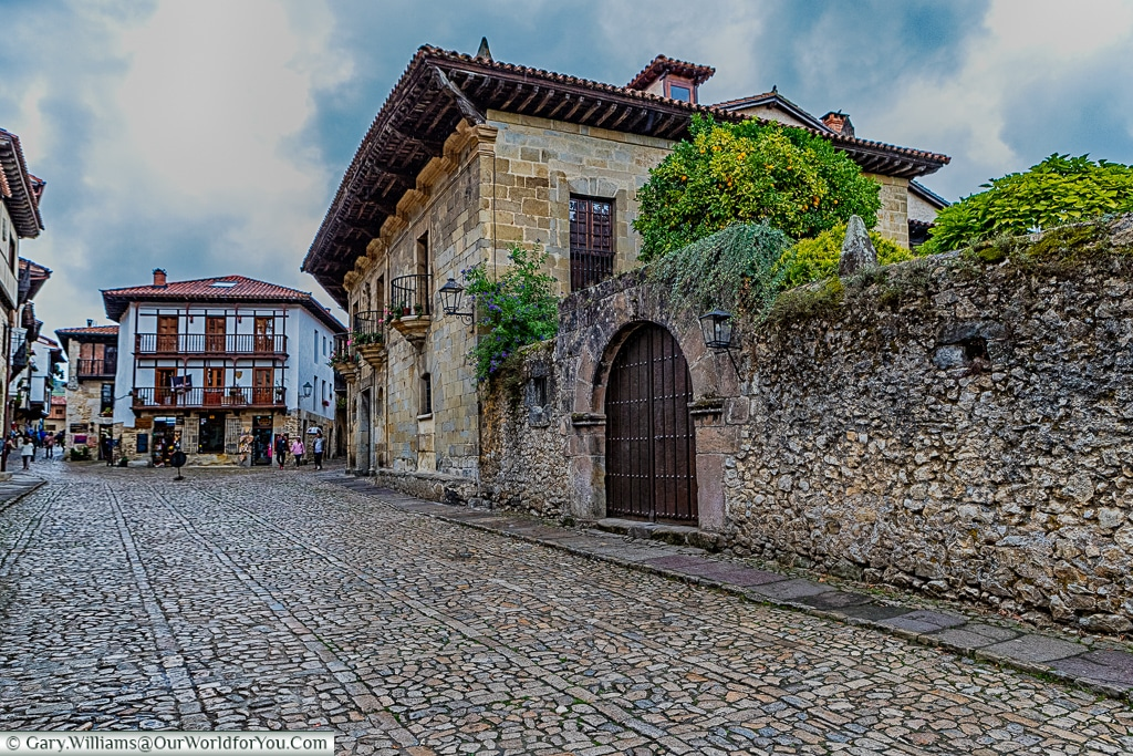 Santillana del mar spain our world for you - Casas del mar espana ...