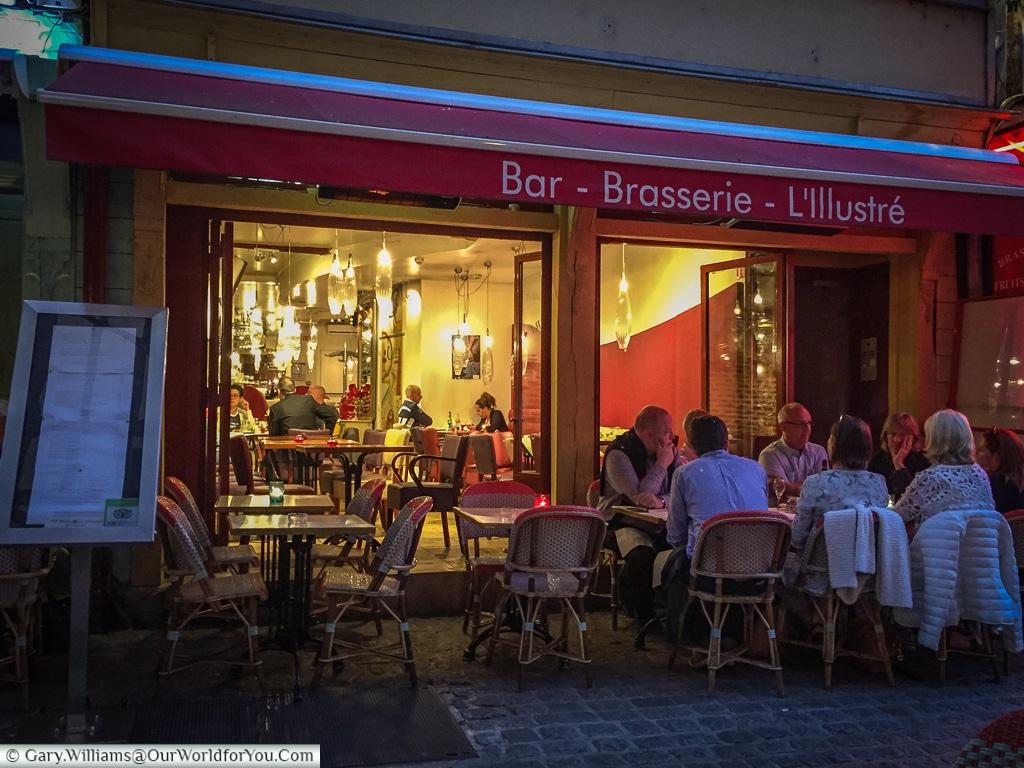 Bar-Brasserie - L'Illustre, Troyes, Champagne, Grand Est, France