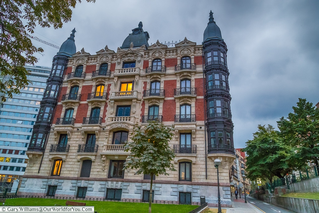 Grand Buildings, Bilbao, Spain