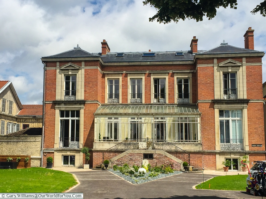 Maison M, Troyes, Champagne, Grand Est, France