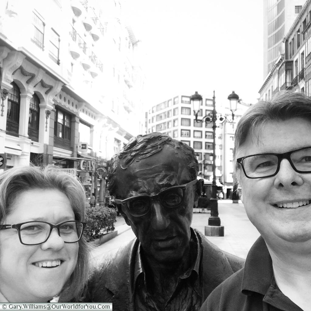 Me, You & Woody , Oviedo, Spain