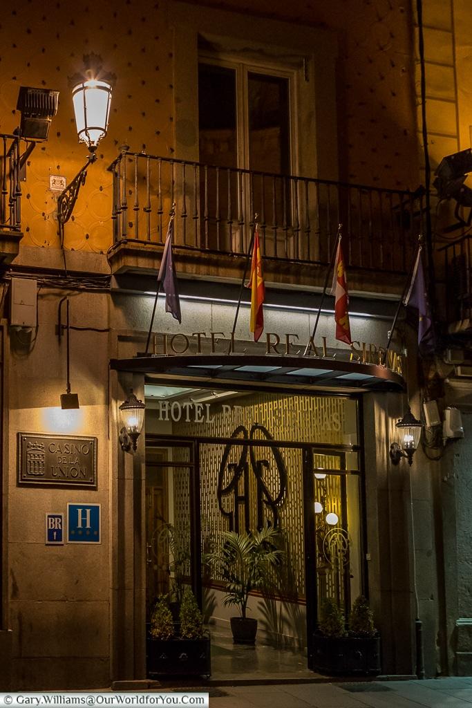 Hotel Real Sirenas, Segovia, Spain