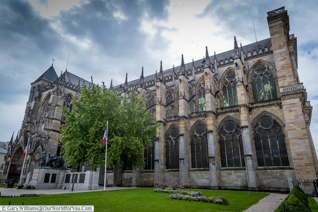 Cathédrale Saint Etienne, Châlons-en-Champagne, France