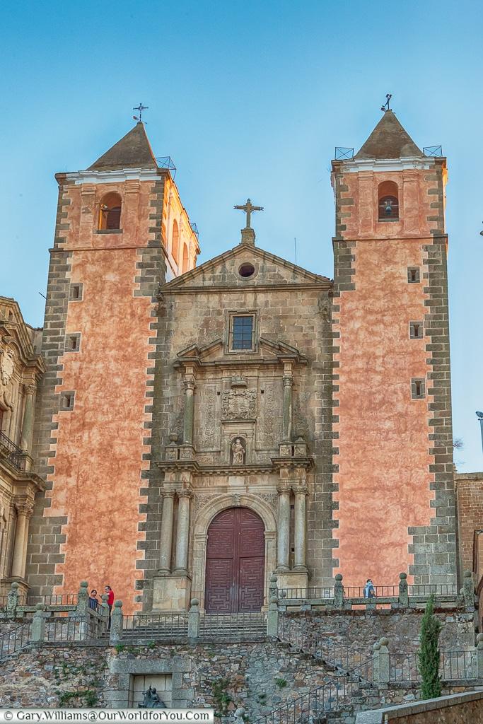 San Francisco Javier Church, Cáceres, Spain