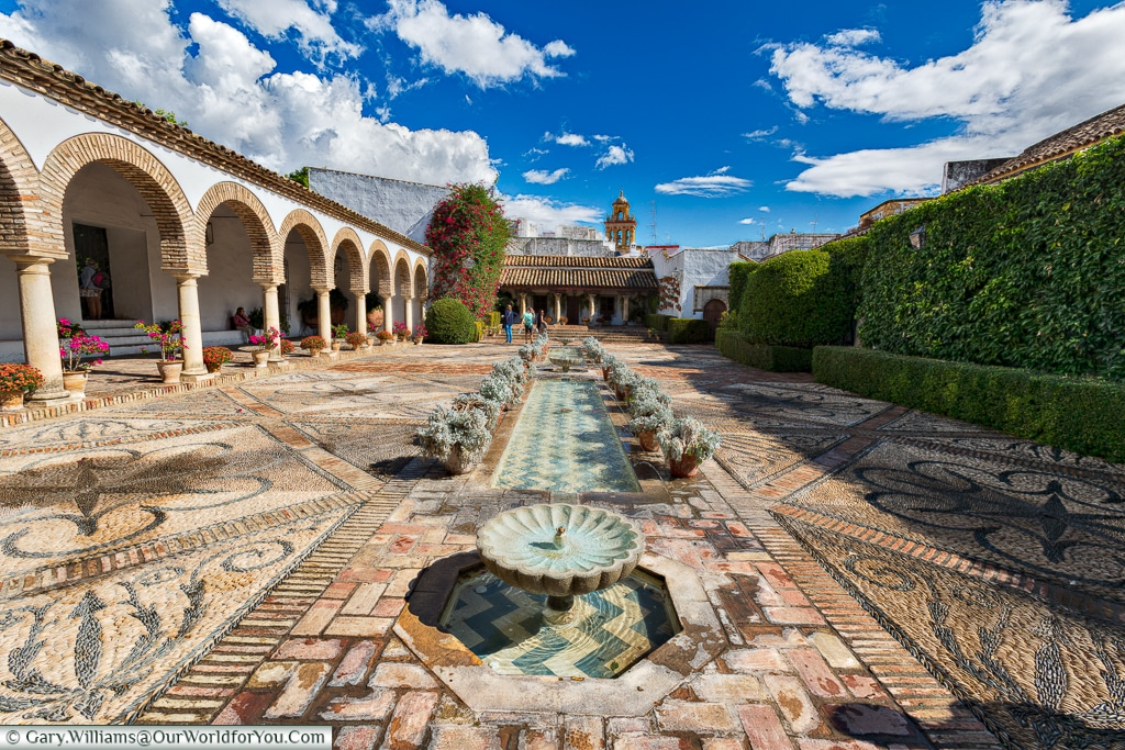The Enchanting Courtyards of Viana, Córdoba, Spain - Our World for You
