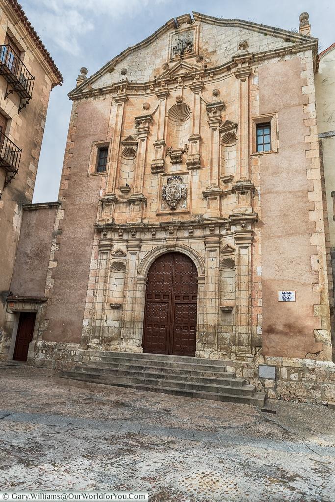 Church de la Merced, Cuenca, Spain