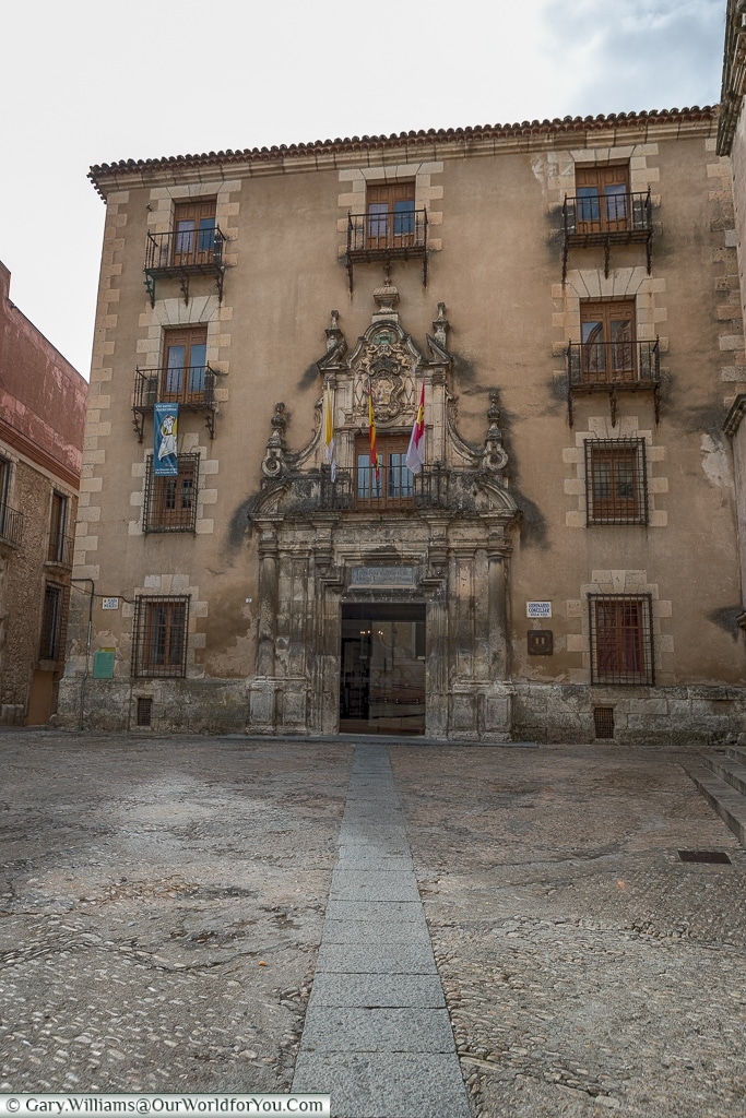 Seminary of San Julián, Cuenca, Spain