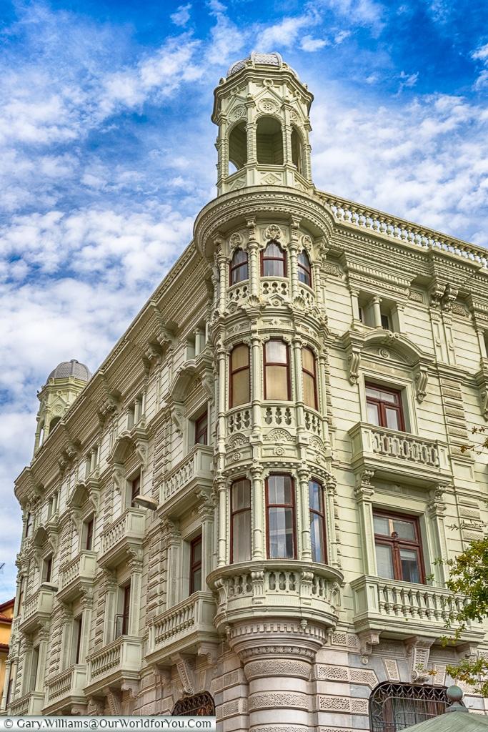 Amazing detail, Santander, Spain