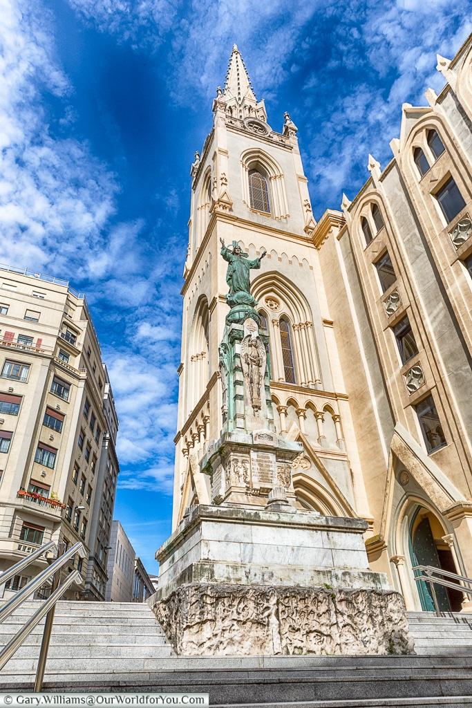 Iglesia del Sagrado Corazón, Santander, Spain